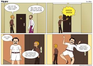 Pixton_Comic_big_guy_by_wilbyr